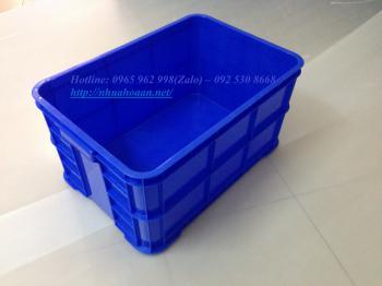 Thùng nhựa đặc HA019